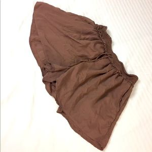 High Waisted Shorts from Aritzia